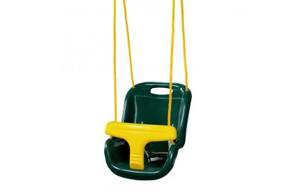 Gorilla Playsets Infant Swing in Green
