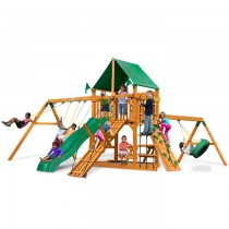 Frontier Swing Set w/ Amber Posts and Deluxe Green Vinyl Canopy - 01-0004-AP-1-210x210.jpg