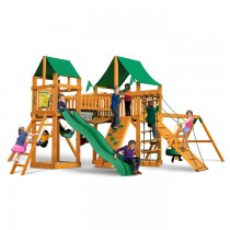 Wooden Swing Sets Metal Swing Sets By Gorilla Playsets Kettler