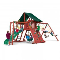 Sun Climber II Swing Set w/ Sunbrella Canvas Forest Green Canopy - 01-0025-210x210.jpg