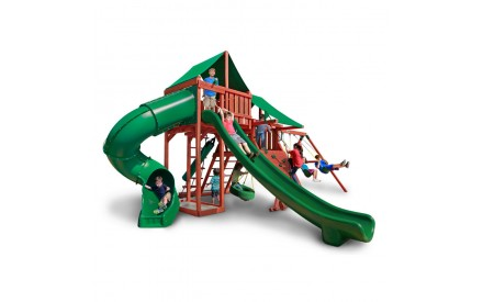 Sun Valley Deluxe by Gorilla Playsets Free Shipping