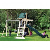 Swing Kingdom SK3 Vinyl Mountain Climber Swing Set - 4 Color Options - sk3-vinyl-swing-set-ag-210x210.jpg