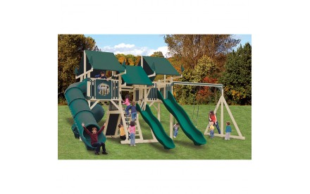 SK-40 Rocky Mountain Climber Vinyl Swing Set - 4 Color Options