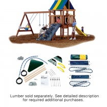 Wrangler Swing Set Kit Project 820 - Wrangler-Kit-820-210x210.jpg