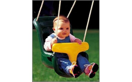 Molded Infant Swing by Playtime Swing Sets