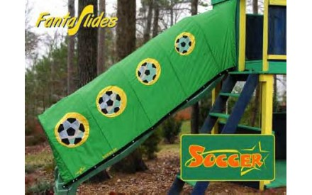 Soccer Slide Cover by FantaSlides