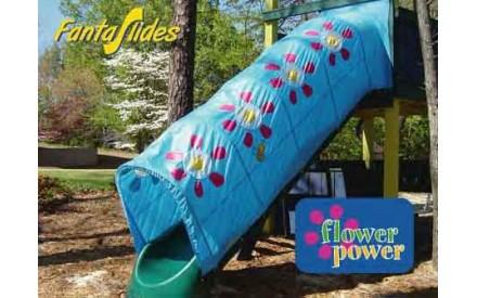 Flower Slide Cover by FantaSlides