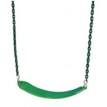 Gorilla Playsets Deluxe Swing Belt with Coated Chain - Green - Gorilla-Playsets-Swing-G-210x210.jpg