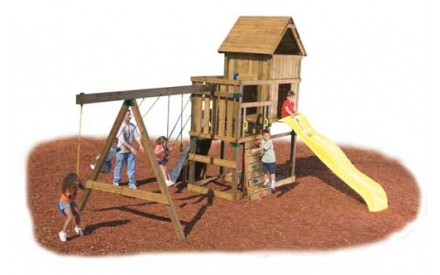 Kodiak Custom DIY Play Set Hardware Kit #513