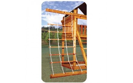 Rope Ladder for Wooden Swing Sets