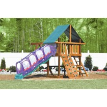 Slides For Wooden Swing Set Playsets 5 To 7 Platforms Towers