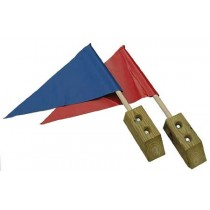 Flag Kit (Pair) - Swing Set Accessories