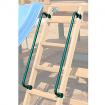 """37"""" Metal Safety Handrails by Swing Works"""