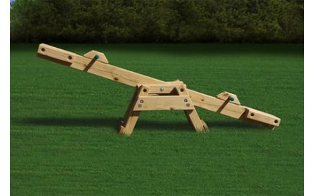 See-Saw by Plan It Play Without Lumber