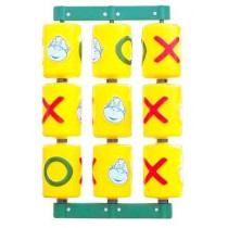 Tic Tac Toe Residential Spinner Panel for Swing Set Towers - Tic-Tac-Toe-Panel-210x210.jpg