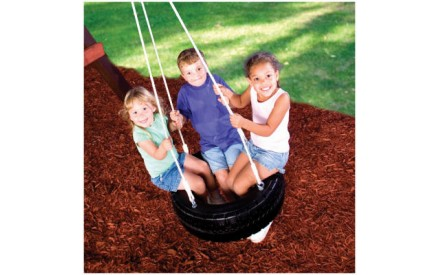 Tire Swing by Swing N Slide