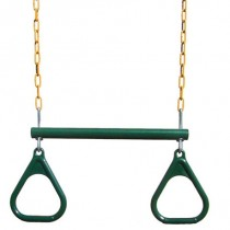 "Gorilla Playsets - Trapeze Bar w/ rings 17"" - Green - Trapeze-Bar-Green-yellow-210x210.jpg"
