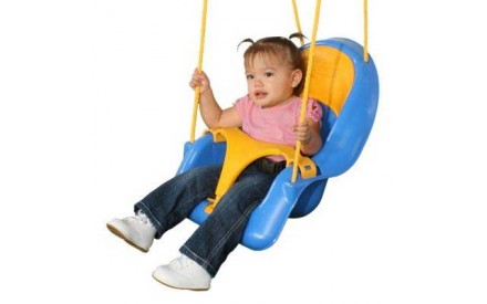 Comfy-N-Secure Coaster Swing NE 1539