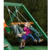 Rocket Rider -  Glider Swing with Rope by Swing Works