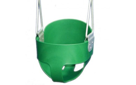 Residential Full Bucket in Green (NO Chains)