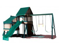 Kidwise Congo Monkey Playsystems  #2 Green & Sand