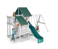 Kidwise Congo Monkey Playsystems  #2 White & Green