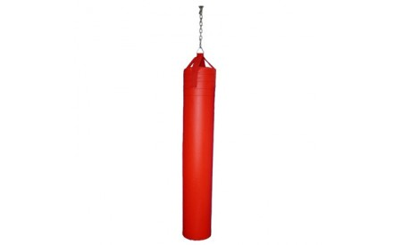 Punching Bag in Red Swing Set Accessory