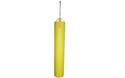 Punching Bag in Yellow Swing Set Accessory