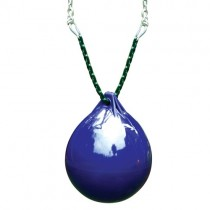 Buoy Ball W/Chain in Blue