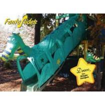 Draco The Magic Dragon Slide Cover
