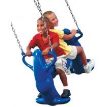 Mega Rider Glider Swing by Swing N Slide