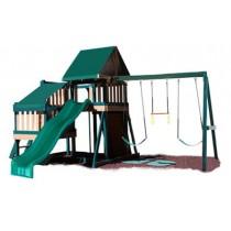 Kidwise Congo Monkey Playsystems  #2 Green & Sand